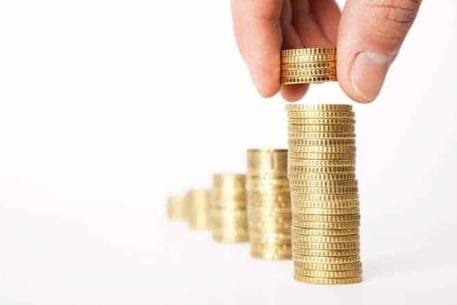 Münzen - Steuern - Hundesteuer Foto Fotolia
