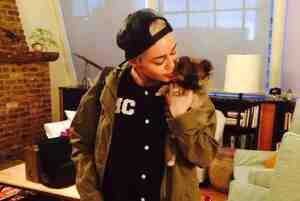 miley gibt Hund wieder weg