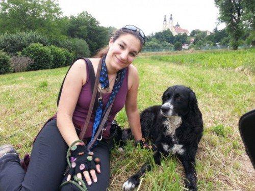 Wenn das Mensch-Hund-Verhältnis harmonisch ist, ist Abrufbarkeit oder In-der-Nähe-Bleiben kein Thema mehr. Foto: © Kerstin Biernat-Scherf