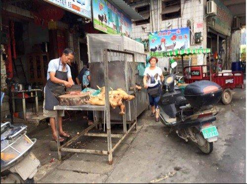 Grausames Hundefleischfestival