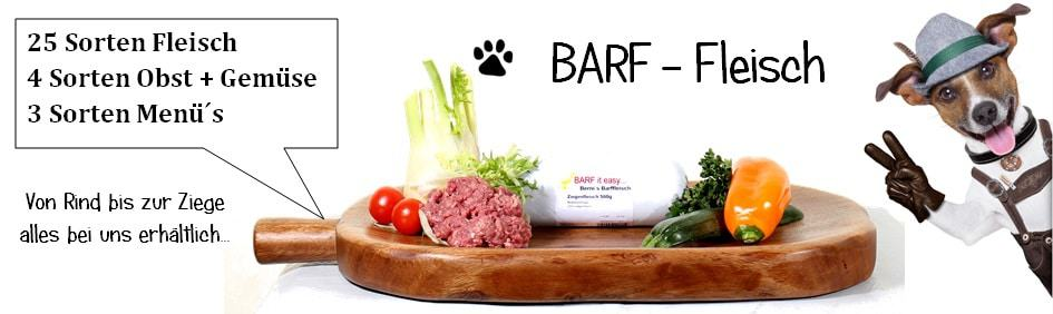 Barffleisch Fa. ZIZ, PR