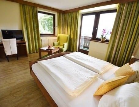 Zimmer im Hotel Stigenwirth