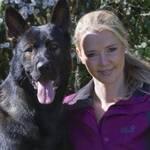 hundetrainerin yvonne adler interview hund giftkoeder tauschen training