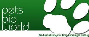Pets Bio World Logo