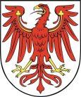 Baden mit Hund in Deutschland Wappen Brandenburg