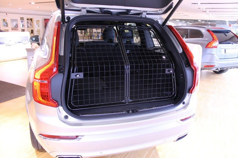 Alftaburen Hundetransportboxen