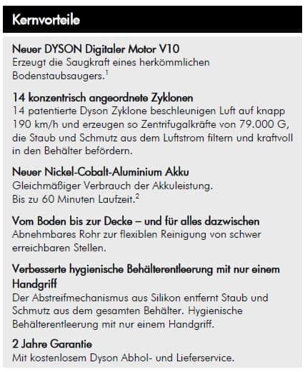 Dyson Cyclone V10™