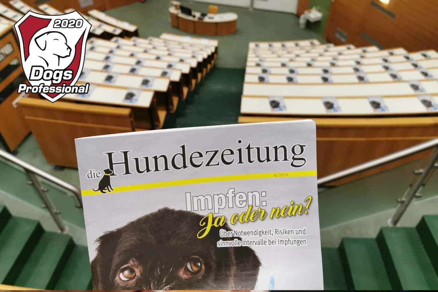 dogs professional 2020 vetmed uni wien die hundezeitung