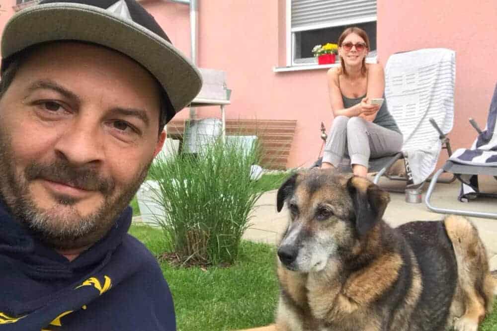 Molly Aktiver Tierschutz Tierheim Arche Noah Corona Urlaub