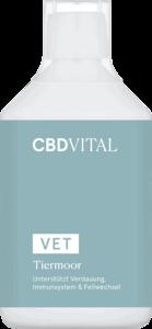 cbd vital tiermoor pulver nahrungsergänzer immunsystem fell verdauung stress hanf