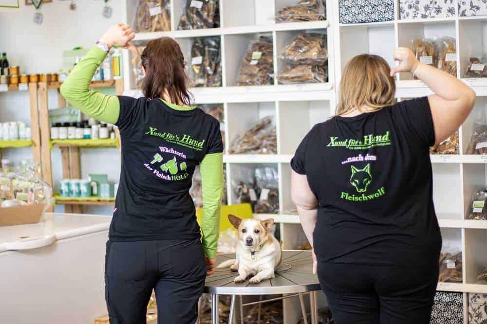 xund fürn hund online shop hundefutter futter gesund