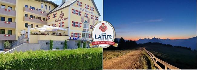 Titelbild Hotel Zum Lamm